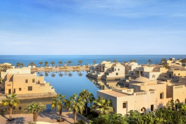 Letecky Ras al Khaimah: The Cove Rotana Resort  5*