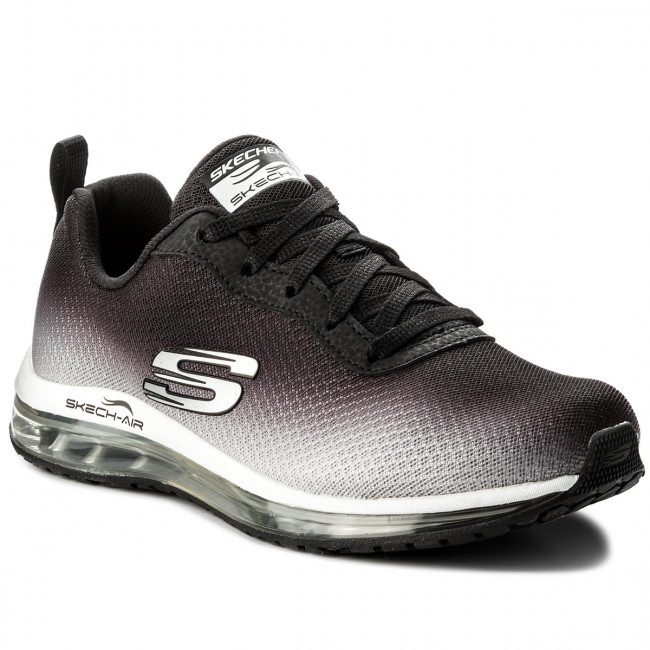 Topánky SKECHERS - Skech-Air Element 12640/BKW Black/White