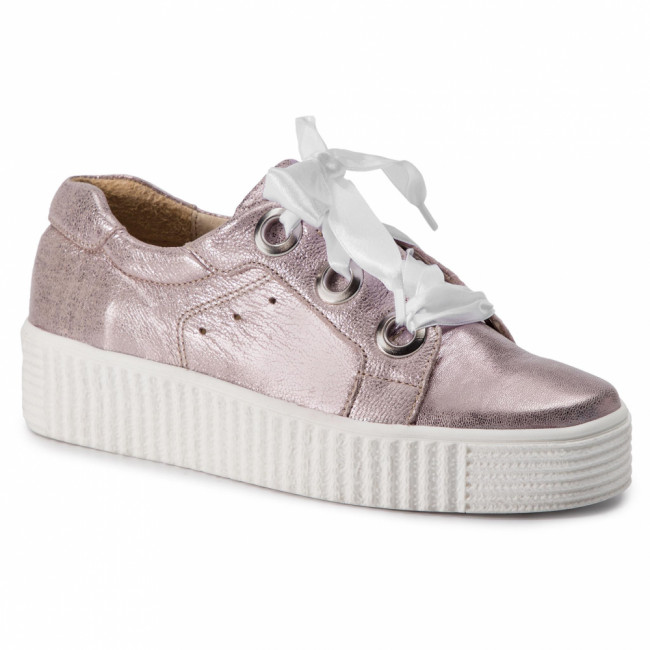 Sneakersy PIAZZA - 950932 Rosa 42