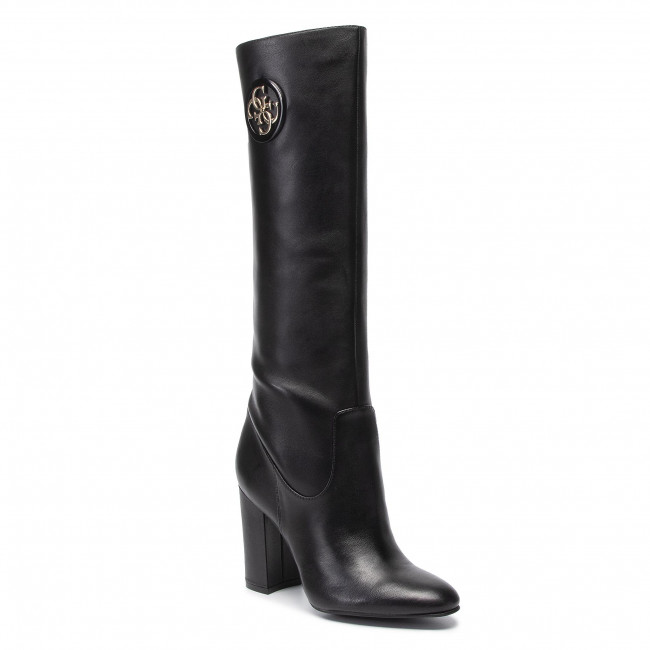 Čižmy GUESS - Lemmie FL8LEE LEA11  BLACK