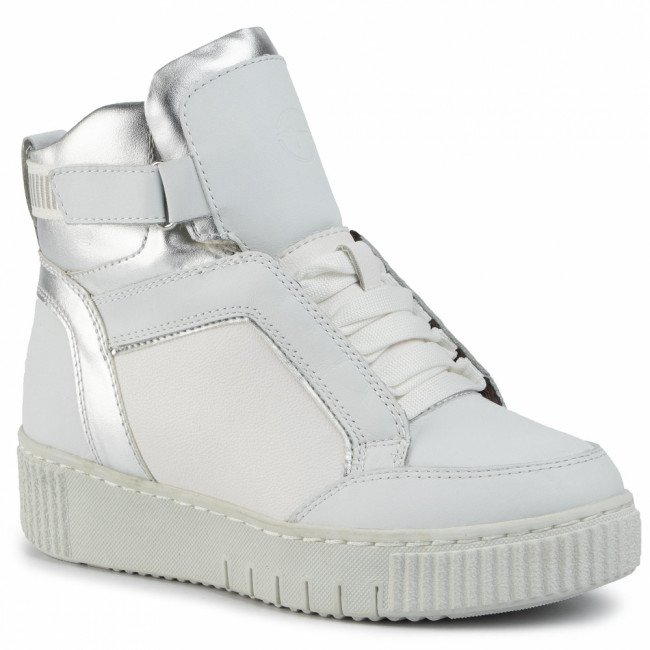 Sneakersy TAMARIS - 1-26287-23 White Comb 136
