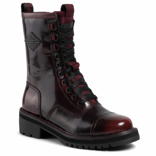 Členková obuv G-STAR RAW - Premium Minor Boot D15976-B990-6485 Dk Bordeaux