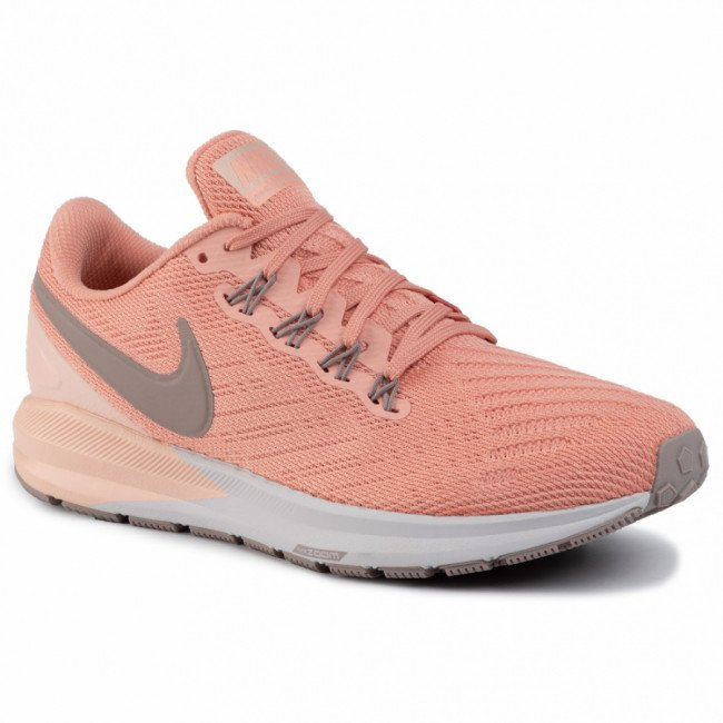 Topánky NIKE - Air Zoom Structure 22 AA1640 601  Pink Quartz/Pumice