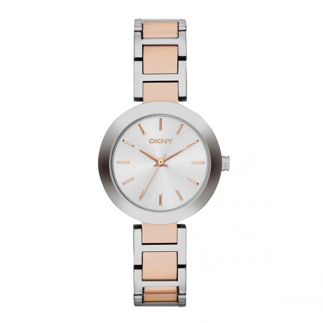 Hodinky DKNY - Stanhope NY2402 2T Silver/Rose/Silver/Steel