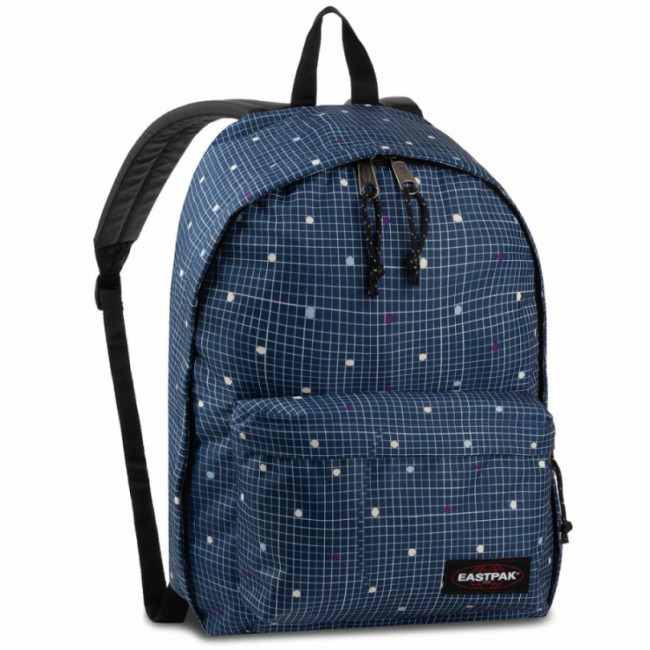 Ruksak EASTPAK - Out Of Office EK767 Little Grid 89X