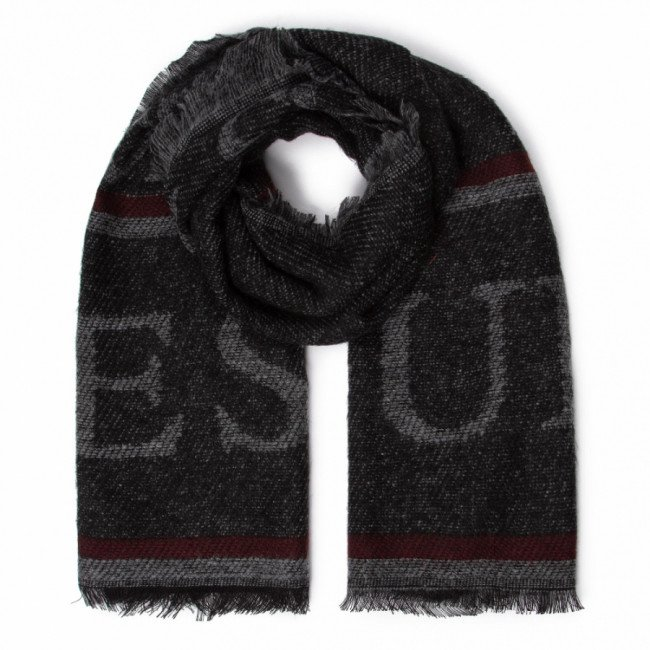 Šál GUESS - Not Coordinated Scarves AM8560 WOL03  BLA