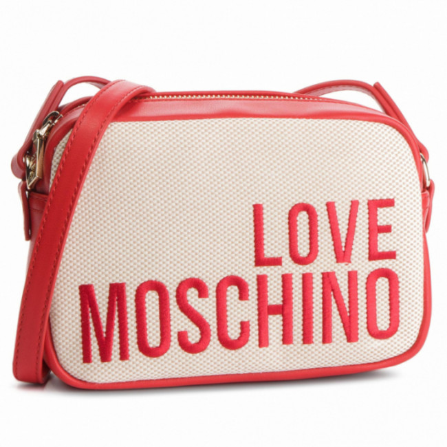 Kabelka LOVE MOSCHINO - JC4153PP17LO0107 Naturale