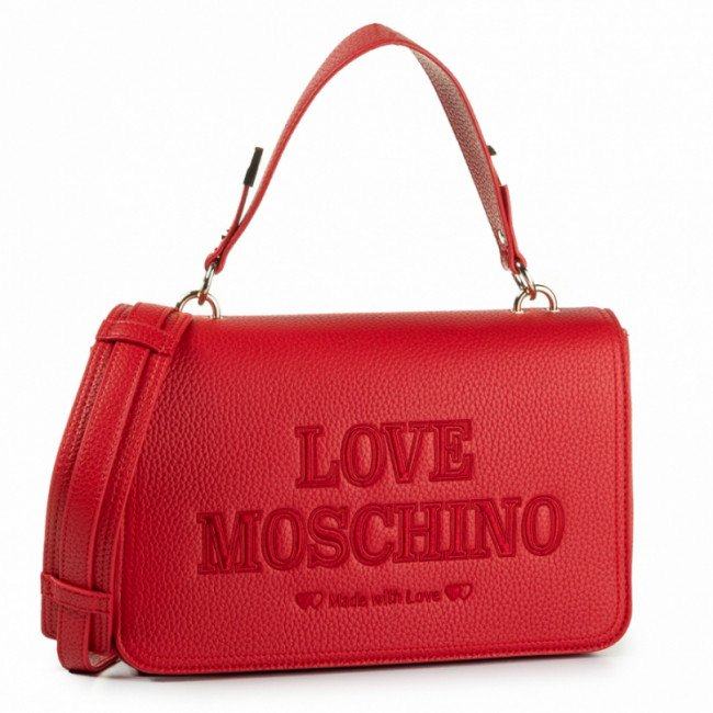 Kabelka LOVE MOSCHINO - JC4288PP08KN0500 Rosso