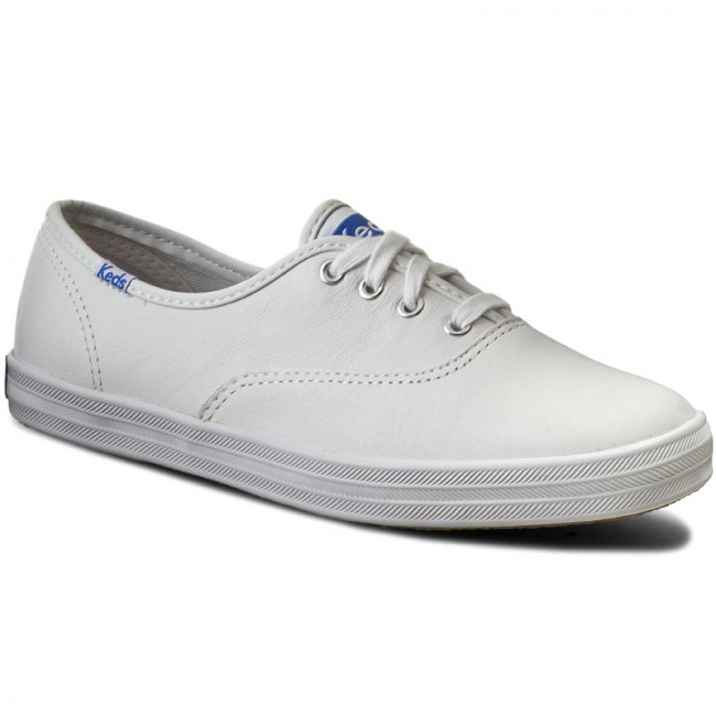 Tenisky KEDS - Champion WH45750 White Leather