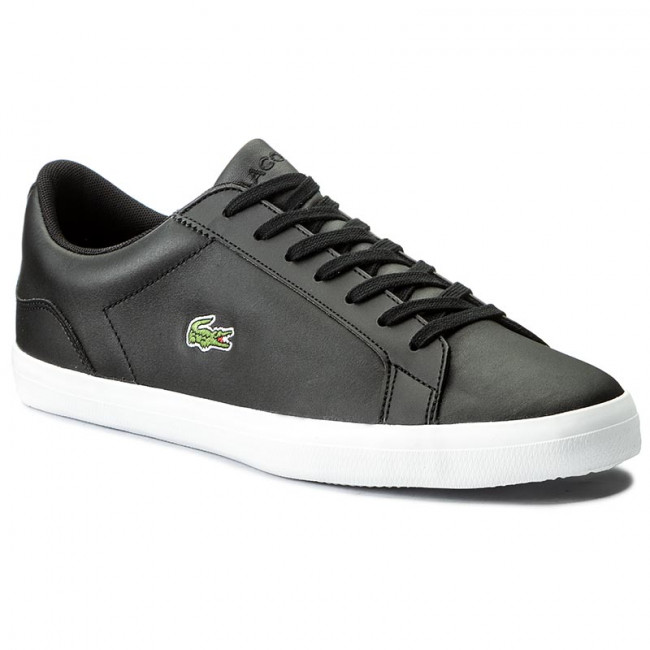 Sneakersy LACOSTE - Lerond Bl 1 Cam 7-33CAM1032024 Blk