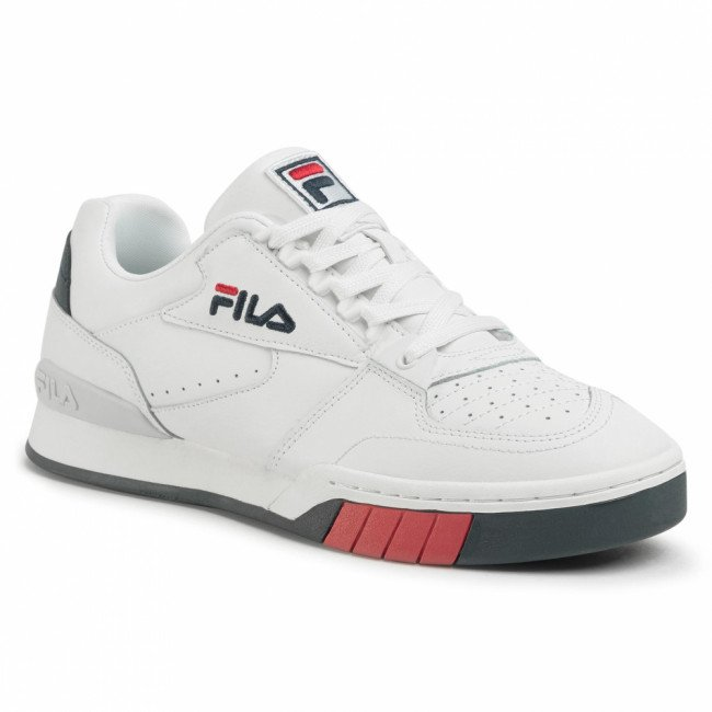 Sneakersy FILA - Netpoint 1010926.92N White/Fila Navy/Fila Red