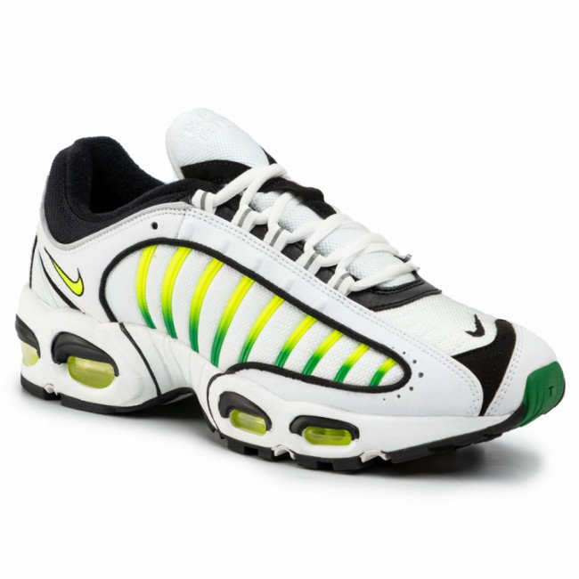 Topánky NIKE - Air Max Tailwind IV AQ2567 100  White/Volt/Black/Aloe Verde