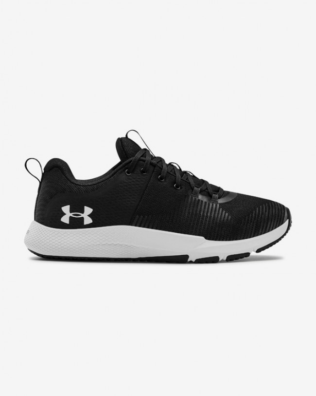 Under Armour Charged Engage Tenisky Čierna