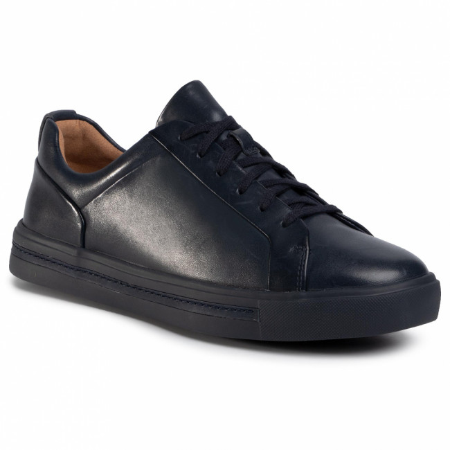 Sneakersy CLARKS - Un Maui Lace 261449904 Navy Leather
