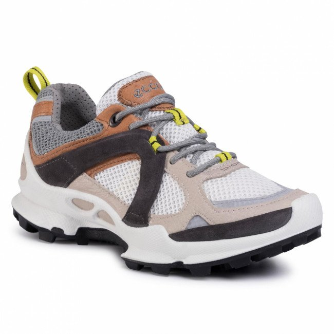 Trekingová obuv ECCO - Biom C-Trail W Low1 80310351832  Gravel/Volluto/White