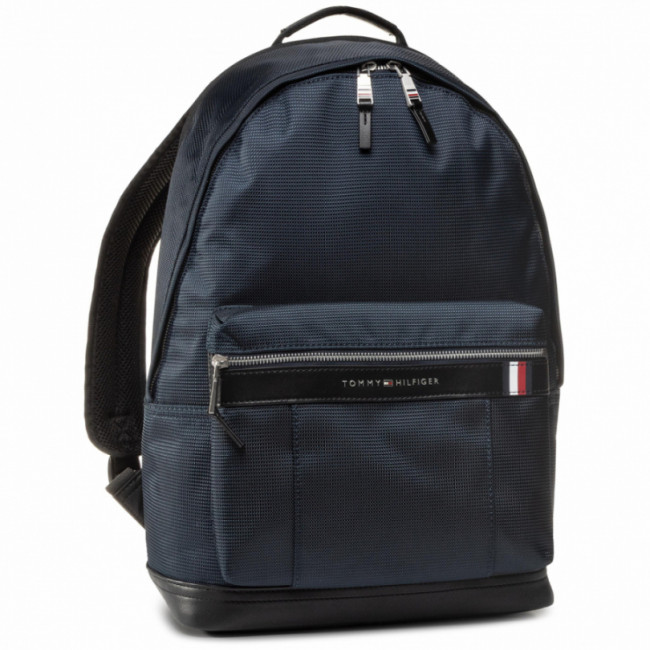 Ruksak TOMMY HILFIGER - Elevated Nylon Backpack AM0AM05812 CJM