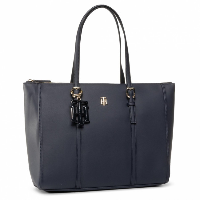 Kabelka TOMMY HILFIGER - Th Chic Tote AW0AW07986 CJM