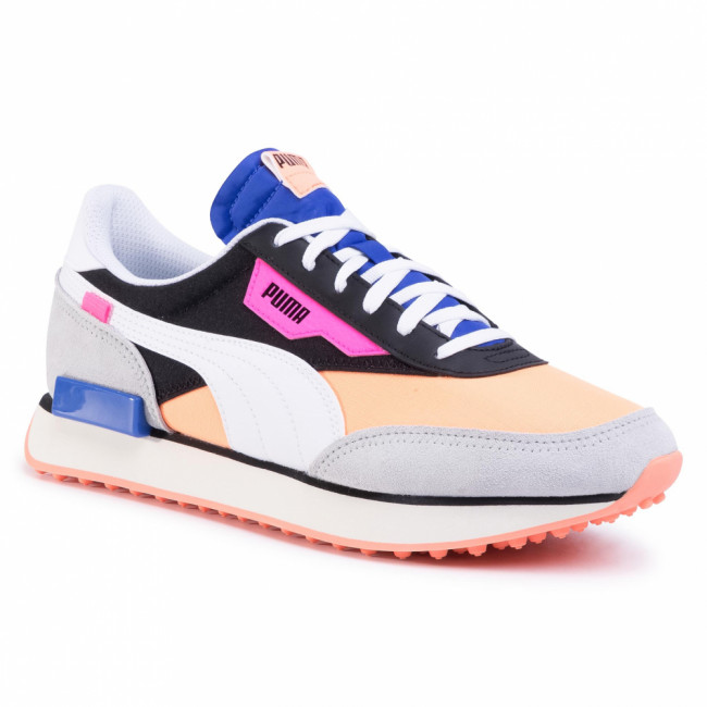 Sneakersy PUMA - Future Ride Play On 371149 04 PBlack/Fizzy Orange/Highrise