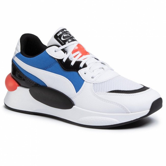 Sneakersy PUMA - Rs 9.8 Fresh 371571 02 Puma White/Palace Blue