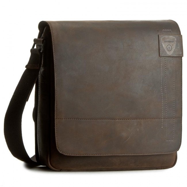 Ľadvinka STRELLSON - Messenger MV 4010001164 Dark Brown 702