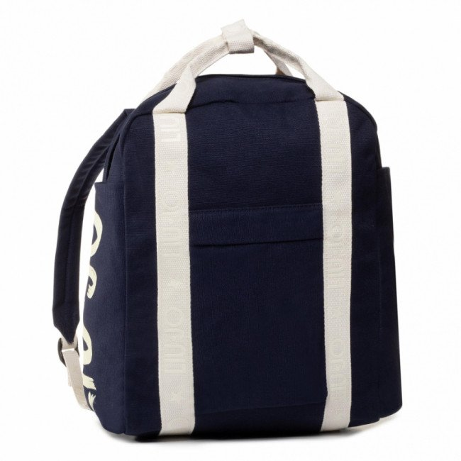 Ruksak LIU JO - Canvas Backpack 3A0001 T0300 Midnight 90013