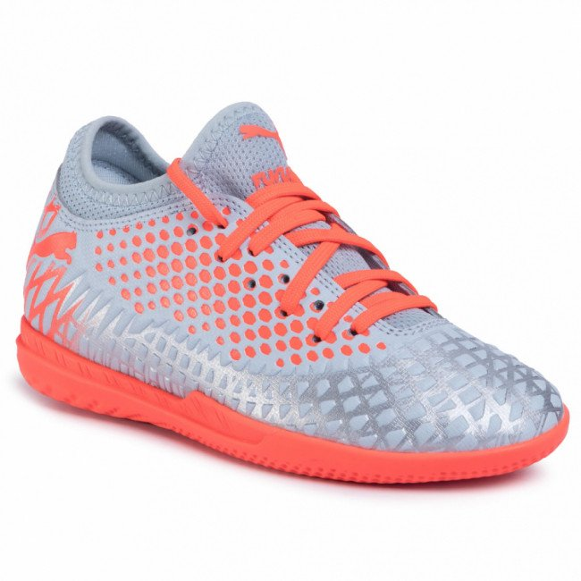 Topánky PUMA - Future 4.4 It Jr 105700 01 Glacial Blue/Nrgy Red