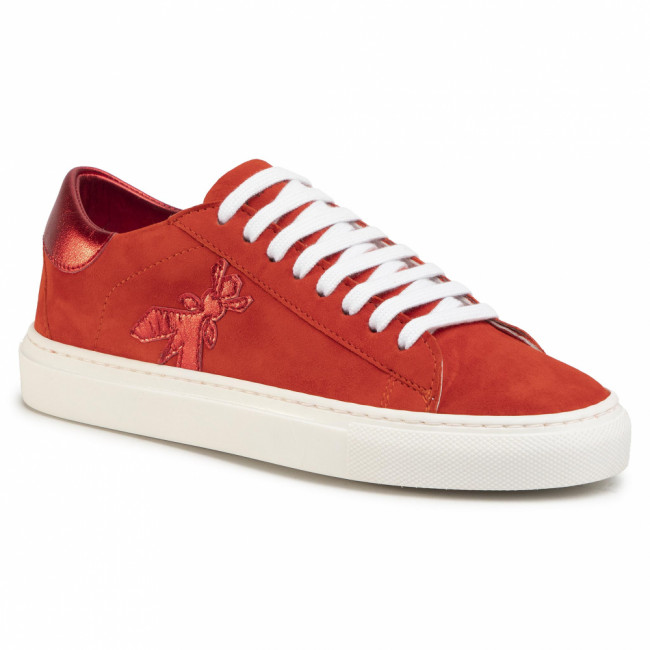 Sneakersy PATRIZIA PEPE - 2V7044/A484-R665 Hibiscus Red