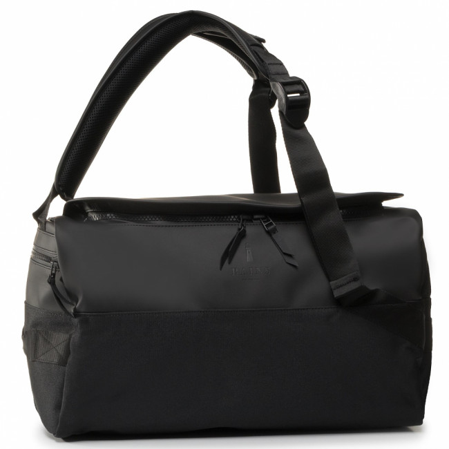 Taška RAINS - Duffel Backpack 1321 Black