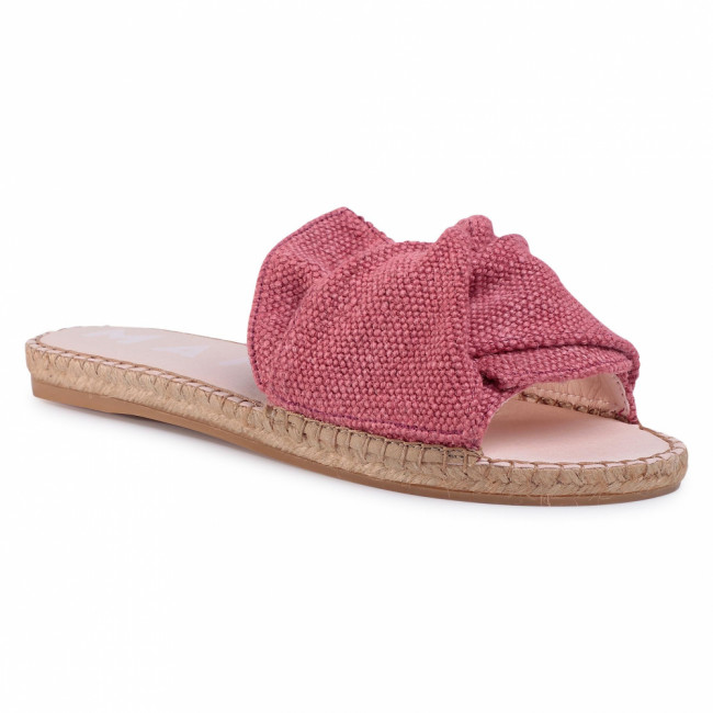 Espadrilky MANEBI - Sandals With Knot C 0.7 J0 Rose
