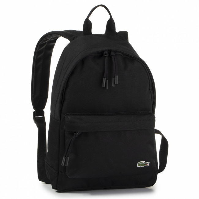 Ruksak LACOSTE - S Backpack NH2860NE Black