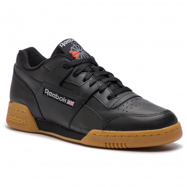 Topánky Reebok - Workout Plus CN2127 Black/Carbon/Red/Royal