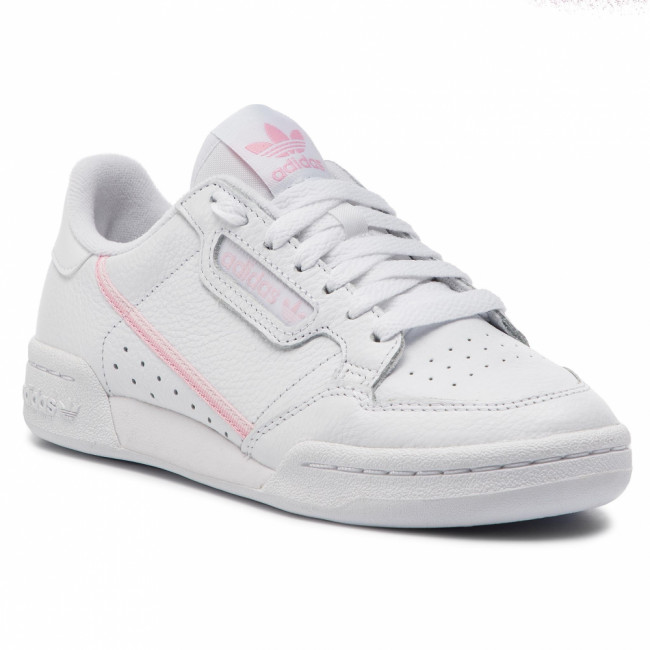Topánky adidas - Continental 80 W G27722 Ftwwht/Trupnk/Clpink