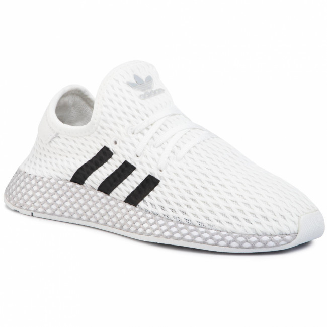 Topánky adidas - Deerupt Runner C F34297  Ftwwht/Cblack/Gretwo