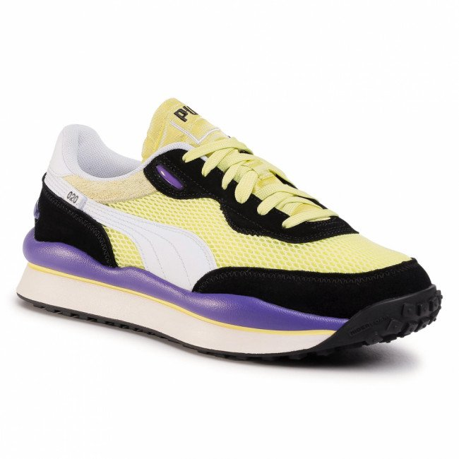 Sneakersy PUMA - Style Rider Stream On 371527 05 Sunny Lime/Puma Black