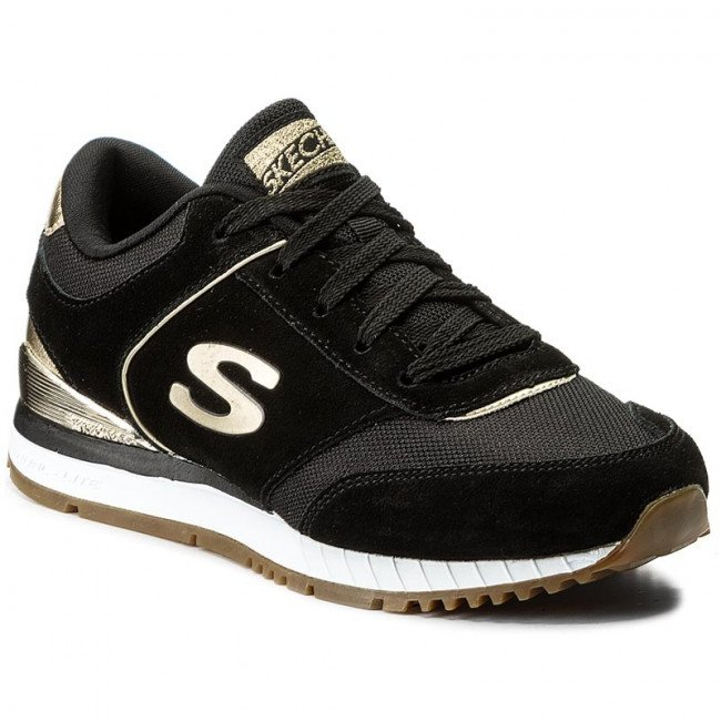 Sneakersy SKECHERS -  Revival 910/BLK Black
