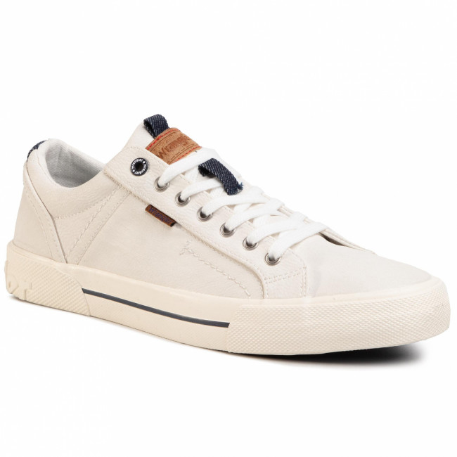 Sneakersy WRANGLER - Globe Vegan WM01055A White 051