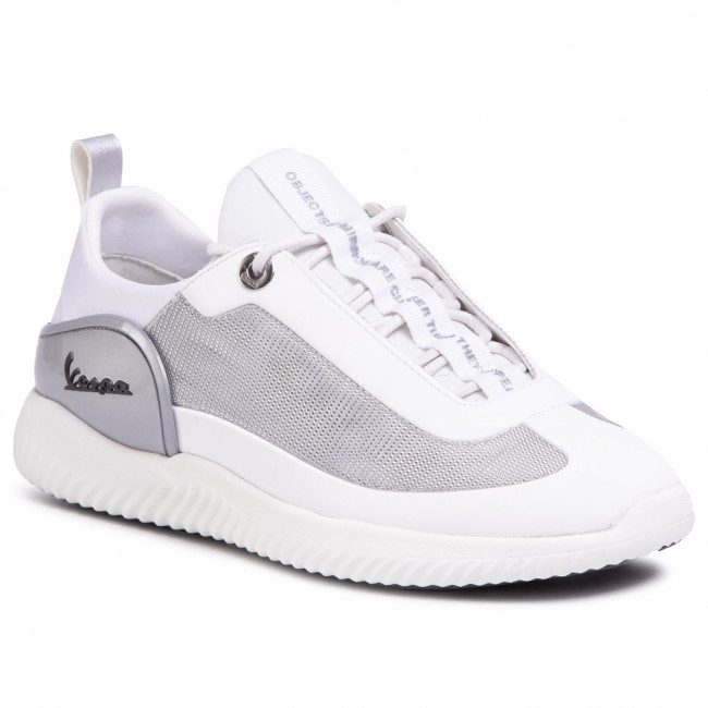 Sneakersy VESPA - Gloss V00092-655-10 White