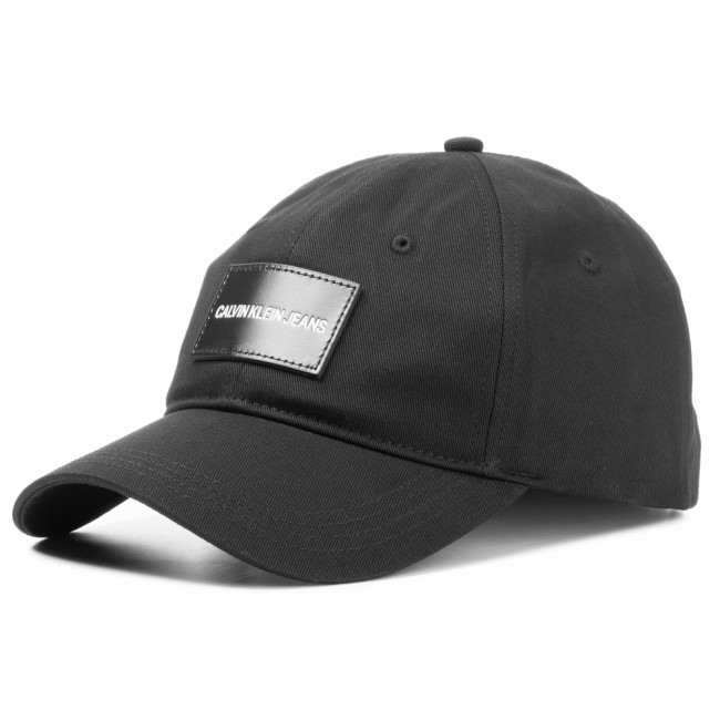 Šiltovka CALVIN KLEIN JEANS - J Institutional Cap W Le Patch K50K505326 BAE
