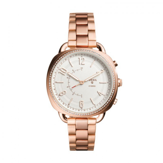 Smart hodinky FOSSIL - Accomplice FTW1208 Rose Gold/Rose Gold