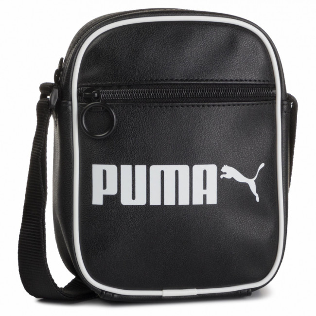 Ľadvinka PUMA - Campus Portable Retro 076641 01 Puma Black