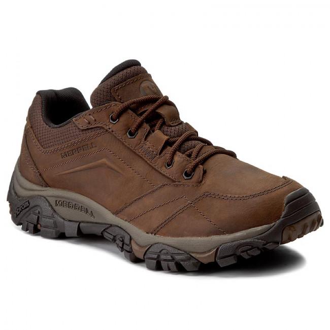 Trekingová obuv MERRELL - Moab Adventure Lace J91827 Dark Earth