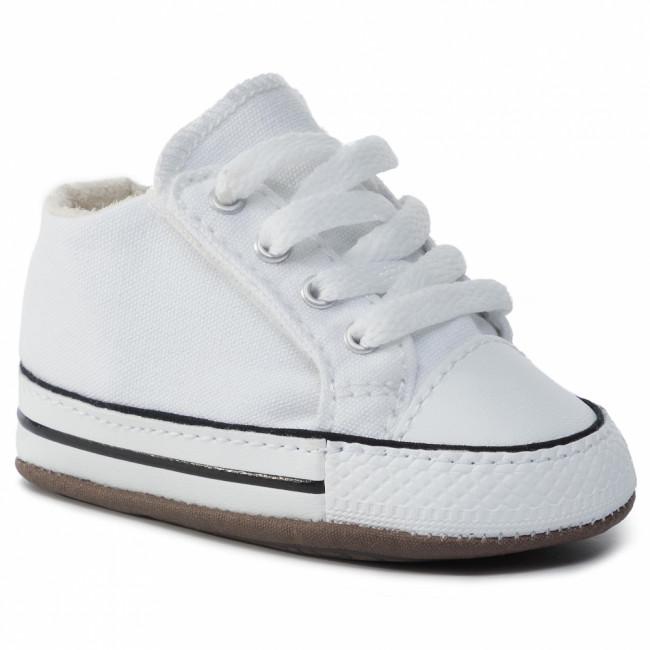 Tenisky CONVERSE - Ctas Cribster Mid 865157C White/Natural Ivory Mid