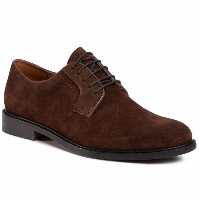 Poltopánky GINO ROSSI - MI07-A962-A791-06 Chocolate Brown