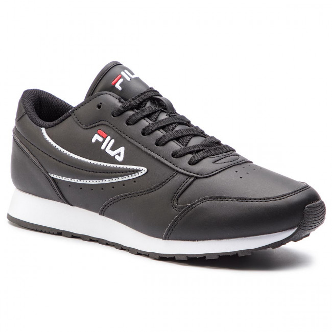 Sneakersy FILA - Orbit Low 1010263.25Y Black