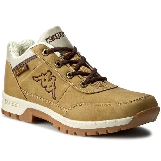Trekingová obuv KAPPA - Bright Low Light 242226 Beige 4141
