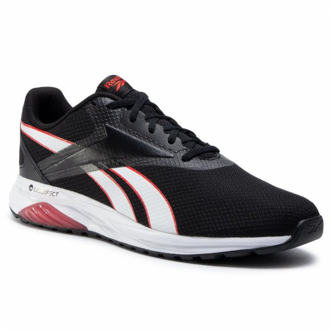 Topánky Reebok - Liquifect 90 FW8089 Black/White/Insred
