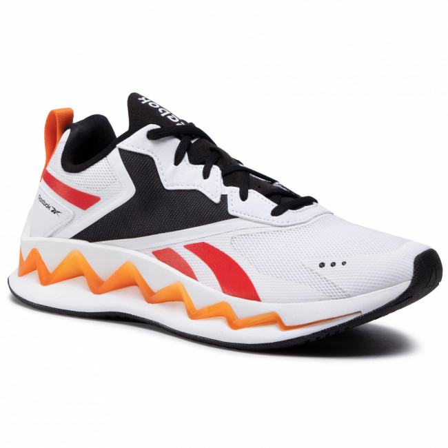 Topánky Reebok - Zig Elusion Energy FV3838 White/Insred/Hivior