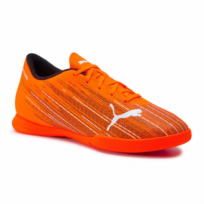 Topánky PUMA - Ultra 4.1 It Jr 106104 01 Shocking Orange/Puma Black