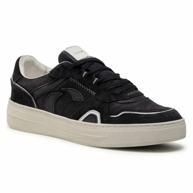 Sneakersy CRIME LONDON - Low Top Off Court 11109AA3.20 Black