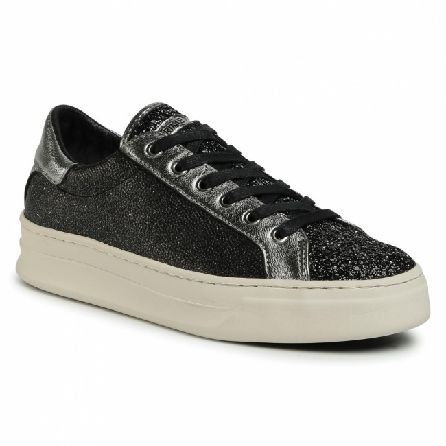 Sneakersy CRIME LONDON - Low Top Classic 25809AA3.32 Charcoal Grey